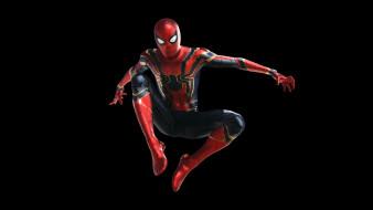 Война бесконечности, Мстители, Spider Man