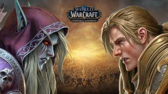 ролевая, Battle for Azeroth, World of Warcraft