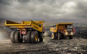 Volvo R60D обои для рабочего стола 3840x2400 volvo r60d, техника, строительная техника, самосвал, карьерные, самосвалы, горное, оборудование, r60d, volvo, строительная, карьер