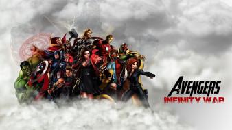 мстители война бесконечности , 2018, рисованное, кино, avengers, infinity, war, фильмы, мстители, война, бесконечности, фантастика, рисунок, artwork