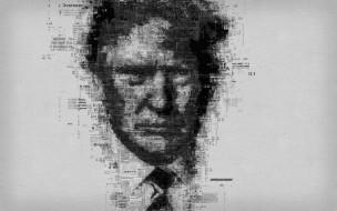 дональд трамп,  президент сша, рисованное, люди, дональд, трамп, президент, сша, лицо, газетное, искусство, портрет, американский, 4k