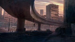 разрушения, смерть, город, Cartel Style