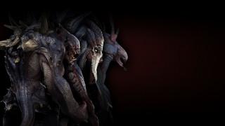 darkness, creatures, demons