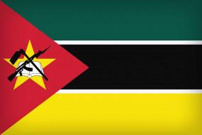 Flag, Misc, Mozambique
