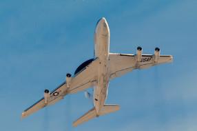 дальнего, самолёт, обнаружения, радиолокационного, Boeing E-3 Sentry