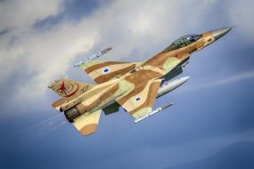 Barak, F-16C, General Dynamics