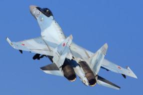 Су-35С, истребитель, взлет