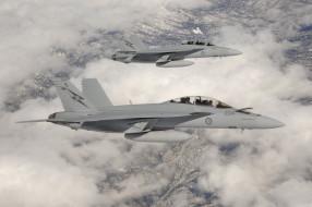 кабина, горы, многоцелевой, Hornet, полет, пилот, истребитель, CF-18