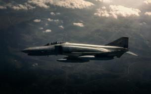 F-4 Phantom II, истребитель-перехватчик, McDonnell Douglas
