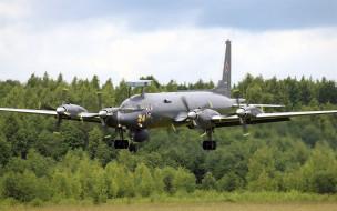 военные самолеты, разведывательный, вмс россии, противолодочные самолеты, ил38н, морская авиация