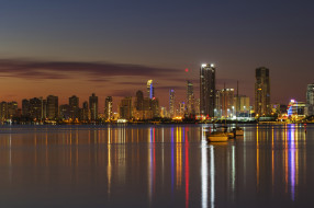 gold coast, города, брисбен , австралия, простор