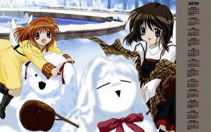 взгляд, снеговик, девочка