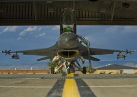 54-я истребительная группа, f16 боевой сокол, военная авиация, нью-мексико