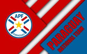 paraguay national football team, спорт, эмблемы клубов, логотип, футбольная, ассоциация, парагвая, эмблема