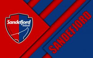 sandefjord fc, спорт, эмблемы клубов, norway, sandefjord, eliteserien, эмблема, норвежский, футбольный, клуб
