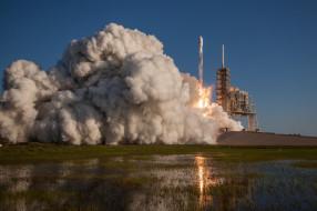 ses-10 launch, космос, космодромы, стартовые площадки, старт