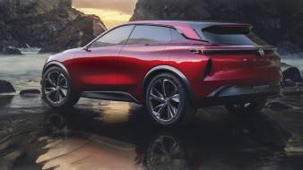buick enspire ev suv concept 2018, автомобили, buick, 2018, concept, ev, suv, enspire