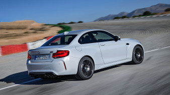 2018, Competition, M2, BMW