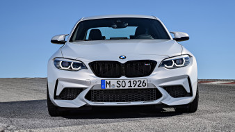 BMW, M2, Competition, 2018