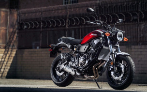 2018, yamaha, мотоцикл, xsr700, bikes, ямаха