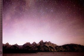 звезды, возвышенность