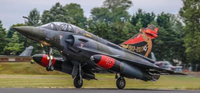 mirage 2000d, авиация, боевые самолёты, ввс