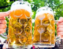 еда, напитки,  пиво, пена, бокал, пиво