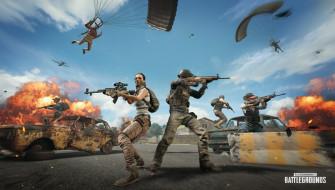 видео игры, playerunknown`s battlegrounds, персонажи