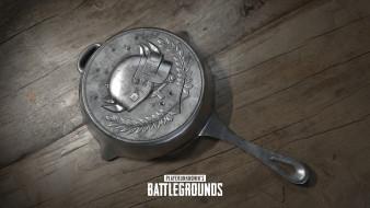 видео игры, playerunknown`s battlegrounds, герб
