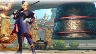 action, файтинг, Street Fighter V
