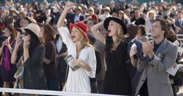 кино фильмы, 90210, beverly, hills, толпа, крики, эмоции, болельщики