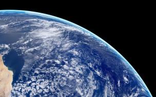 панорама, Earth Panorama, космос, Digital Universe, планета, Земля