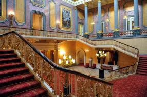 обои для рабочего стола 1920x1279 интерьер, дворцы,  музеи, buckingham, palace, interior