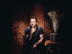 актер, Casey Curry, фотограф, Крис Пратт, Chris Pratt, полумрак, Jurassic World, для фильма, Мир Юрского периода, фотосессия