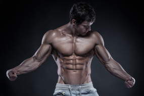 мужчины, - unsort, bodybuilding, pose, sexy, muscles