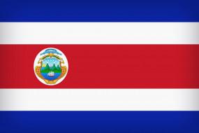 Costa Rica, Flag, Misc