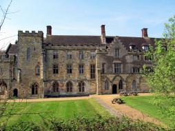 Sussex, UK, Battle, Battle Abbey School