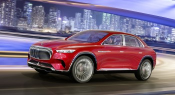 mercedes-maybach vision ultimate luxury suv concept 2018, автомобили, mercedes-benz, ultimate, 2018, mercedes-maybach, luxury, suv, concept, vision