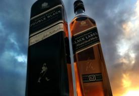 бренды, johnnie walker, виски