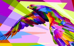 фон, орел
