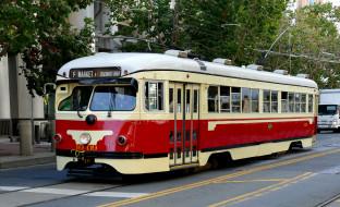 рельсы, трамвай