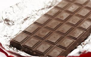 фольга, шоколад, плитка