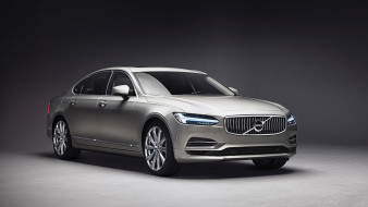 Volvo, S90, Concept, 2018, Ambience