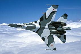 Су-27 обои для рабочего стола 1920x1280 су-27, авиация, боевые самолёты, aircraft, flanker-b, военная