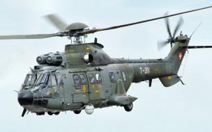 военная авиация, военно-воздушные силы швейцарии, многоцелевой вертолет