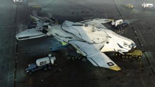 летательный аппарат, Isolate 2399 Space station, shuttle