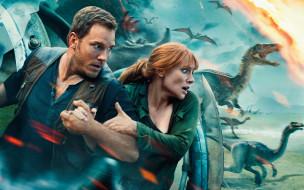 Jurassic World, приключения, Fallen Kingdom, фантастика, парк юрского периода