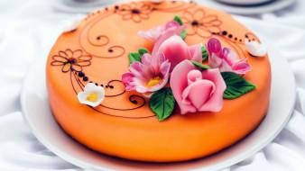 марципаны, торт, лакомство