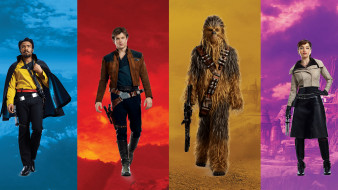 приключения, фантастика, истории, звездные войны, Соло, Solo, A Star Wars Story