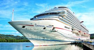 carnival magic, корабли, лайнеры, лайнер, круиз